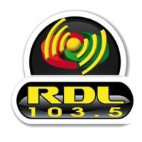 Logo of radio station RDL 103.5 FM