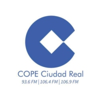 Logo of radio station COPE Ciudad Real