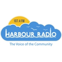 Logo de la radio Harbour Radio 107.4FM
