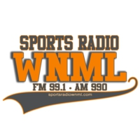 Logo of radio station WNML FM 99.1
