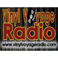 Logo of radio station Vinyl Voyage Radio