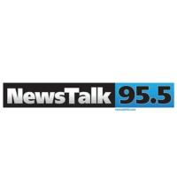 Logo of radio station KBUL NewsTalk 95.5