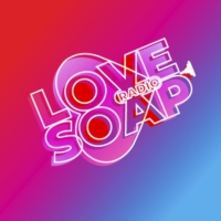 Logo of radio station LoveSoap Radio