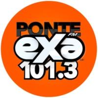 Logo of radio station Exa FM 101.3