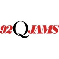 Logo de la radio WERQ-FM 92Q Jams