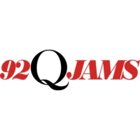Logo of radio station WERQ-FM 92Q Jams