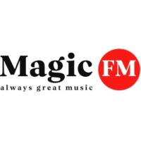 Logo of radio station Magic FM