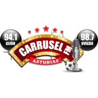 Logo de la radio Carrusel FM 94.1