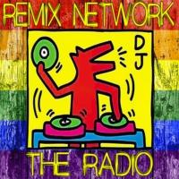 Logo de la radio Remix Network