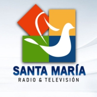 Logo of radio station Radio Santa María