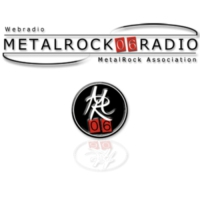 Logo of radio station MetalRock06