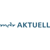 Logo of radio station MDR Aktuell
