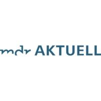 Logo of radio station MDR Aktuell