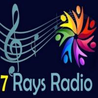 Logo de la radio 7 Rays Radio