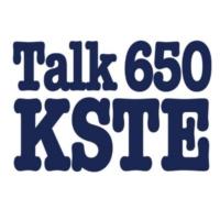 Logo of radio station Talk 650 KSTE
