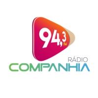 Logo of radio station Companhia 94