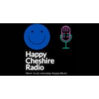 Logo of radio station happy cheshire radio