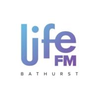Logo de la radio Life FM Bathurst