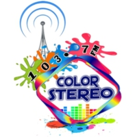 Logo of radio station Color Estéreo 103.7 & 104.0