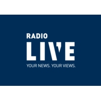 Logo of radio station RadioLIVE 110.6 FM