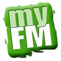Logo of radio station CKYM-FM myFM 88.7