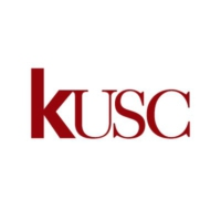 Logo of radio station Classical KUSC 91.5 FM