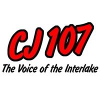 Logo of radio station CJ 107