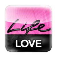 Logo de la radio Life Radio Love Life