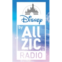 Logo of radio station Allzic Radio Disney