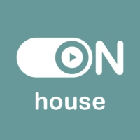 "Logo de la radio ""ON House"""