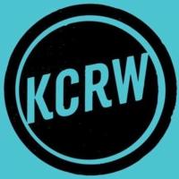 Logo of radio station KCRW 89.9FM