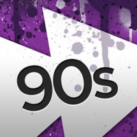 Logo of radio station Miled Music 90's