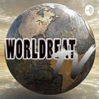 Logo of radio station World Beat TV