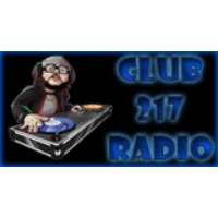 Logo of radio station Club 217 Radio