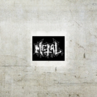 Logo of radio station radio rock  metal