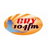 Logo of radio station CRY 104FM