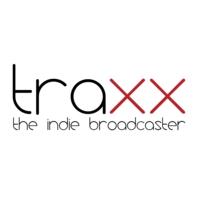 Logo of radio station Traxx Radio
