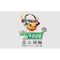 Logo of radio station 昆明都市广播 FM102.8