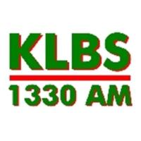 Logo of radio station KLBS 1330 AM
