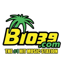 Logo of radio station KBOQ B103.9