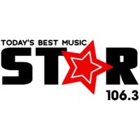 Logo de la radio Star 1063 Townsville