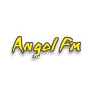 Logo of radio station Angol FM