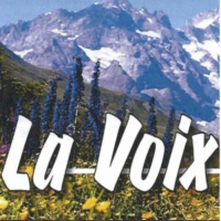Logo of radio station LA VOIX DE L'EVANGILE