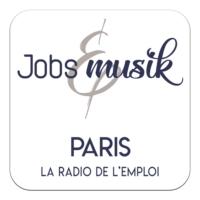 Logo of radio station Jobs et Musik Paris