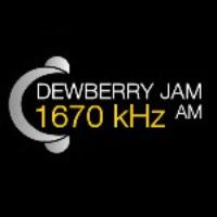 Logo of radio station DJCR