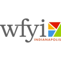 Logo of radio station WFYI 90.1 FM