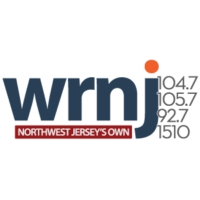 Logo of radio station WRNJ Radio
