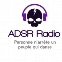 Logo of radio station ADSR Radio