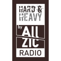 Logo de la radio Allzic Radio HARD AND HEAVY