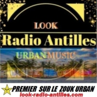 Logo de la radio Miami Look Radio Antilles